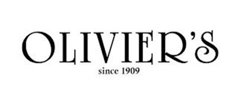 OLIVIER'S SINCE 1909