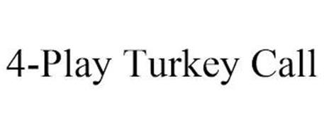 4-PLAY TURKEY CALL