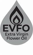 EVFO EXTRA VIRGIN FLOWER OIL
