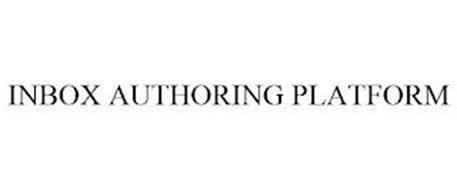 INBOX AUTHORING PLATFORM