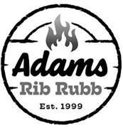 ADAMS RIB RUBB EST. 1999