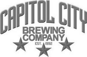 CAPITOL CITY BREWING COMPANY EST. 1992