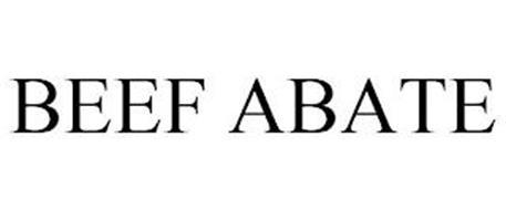 BEEF ABATE