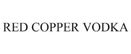 RED COPPER VODKA