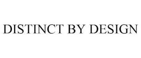 DISTINCT BY DESIGN