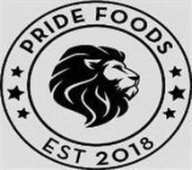 PRIDE FOODS EST 2018