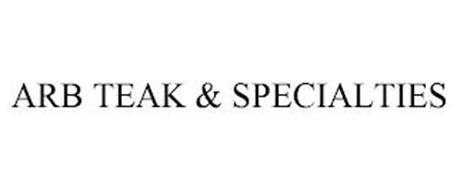 ARB TEAK & SPECIALTIES