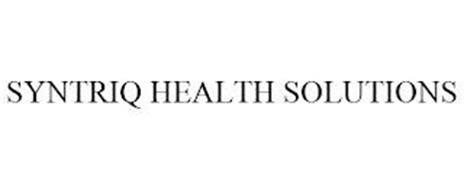 SYNTRIQ HEALTH SOLUTIONS