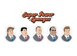SUPER POWER SPONGES