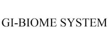 GI-BIOME SYSTEM