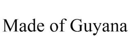 MADE OF GUYANA
