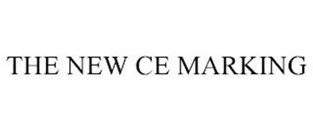 THE NEW CE MARKING