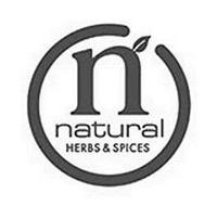 N NATURAL HERBS & SPICES