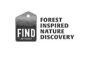 FIND ESTD OUTDOORS 1972 FOREST INSPIREDNATURE DISCOVERY