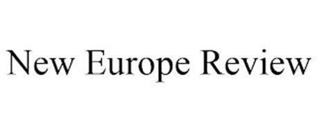 NEW EUROPE REVIEW