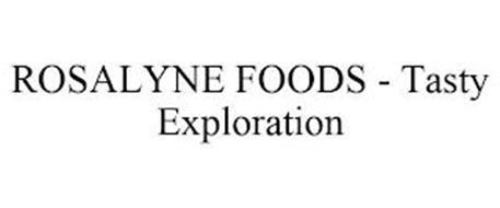 ROSALYNE FOODS - TASTY EXPLORATION