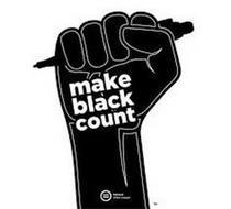 MAKE BLACK COUNT NATIONAL URBAN LEAGUE