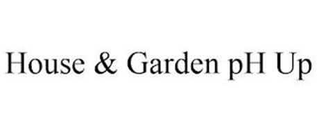 HOUSE & GARDEN PH UP