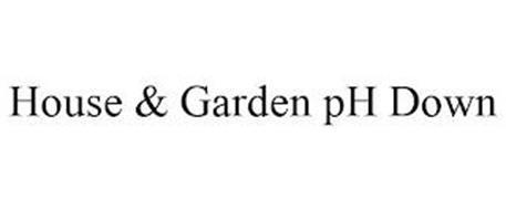 HOUSE & GARDEN PH DOWN