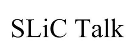 SLIC TALK