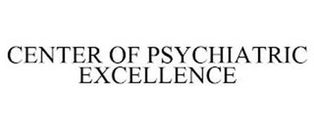 CENTERS OF PSYCHIATRIC EXCELLENCE