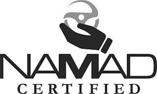 NAMAD CERTIFIED