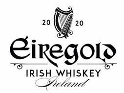 20 EIREGOLD 20 EIREGOLD IRISH WHISKEY IRELAND