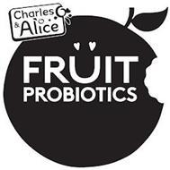 FRUIT PROBIOTICS CHARLES & ALICE
