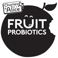 FRUIT PROBIOTICS CHARLES AND ALICE