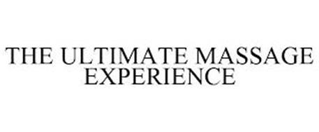 THE ULTIMATE MASSAGE EXPERIENCE