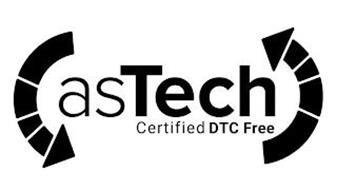 ASTECH CERTIFIED DTC FREE