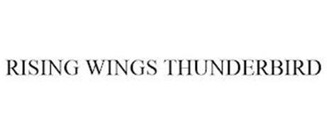 RISING WINGS THUNDERBIRD