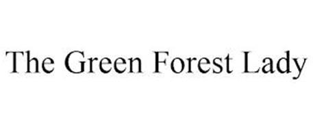 THE GREEN FOREST LADY