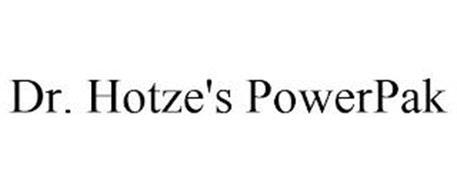 DR. HOTZE'S POWERPAK