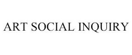 ART SOCIAL INQUIRY