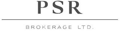 PSR BROKERAGE LTD.