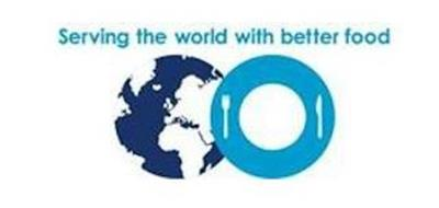 SERVING THE WORLD WITH BETTER FOOD