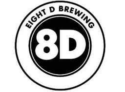EIGHT D BREWING 8D