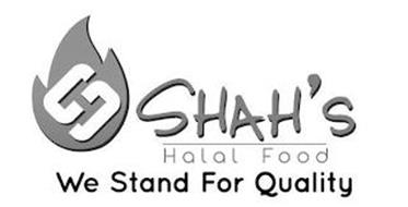 S H SHAH'S HALAL FOOD WE STAND FOR QUALITY