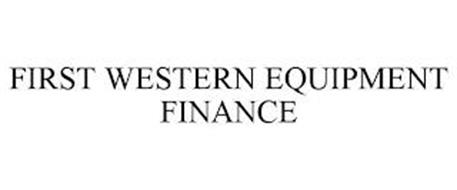 FIRST WESTERN EQUIPMENT FINANCE