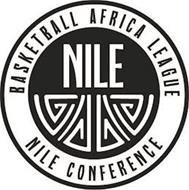 NILE BASKETBALL AFRICA LEAGUE NILE CONFERENCE
