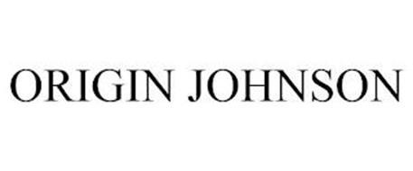 ORIGIN JOHNSON