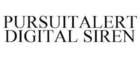 PURSUITALERT DIGITAL SIREN