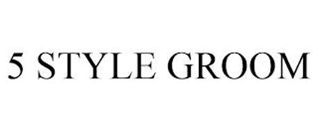 5 STYLE GROOM