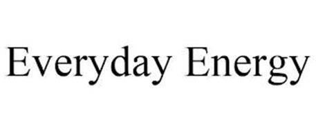 EVERYDAY ENERGY