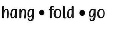 HANG · FOLD · GO