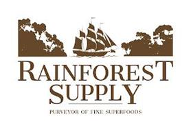 RAINFOREST SUPPLY PURVEYOR OF FINE SUPERFOODS