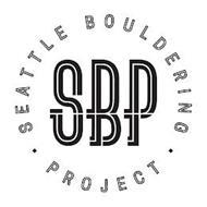 SBP SEATTLE BOULDERING PROJECT