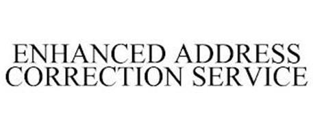 ENHANCED ADDRESS CORRECTION SERVICE