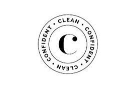 C CLEAN CONFIDENT CLEAN CONFIDENT